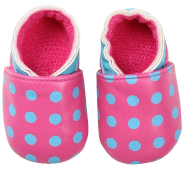 Precious Polka Dot Shoes