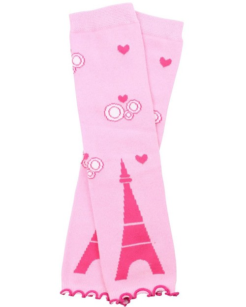Love Eiffel Leg warmers (Newborn)