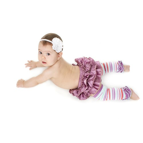 Mulberry Satin Tutu Diaper Cover