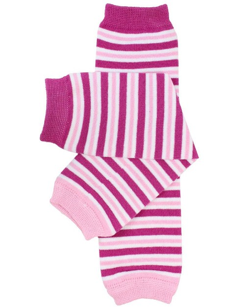 Rosie Stripe Leg Warmers (newborn)