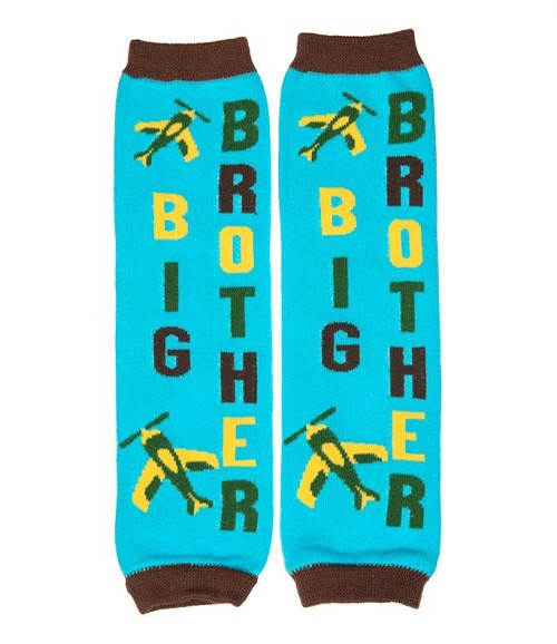Big Brother Leg Warmers